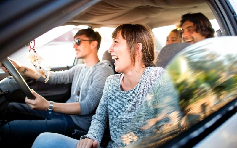 Temporary student driver insurance
