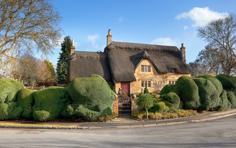 Listed and period property home insurance